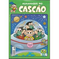 Almanaque Do Cascao 46 - Gibiteria Bonellihq Cx 22