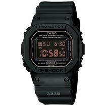 Relógio Casio G-shock Dw-5600 Ms-1dr Alarme Wr-200mt Pp
