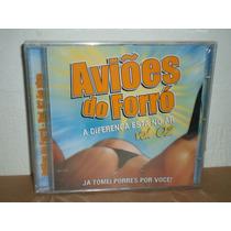 Cd Aviões Do Forró Vol.2 Original Lacrado Frete Grátis!