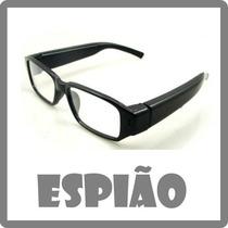 Spynet Óculos Espião 2.0 Modelo De Grau 100% Atualizado! 8gb