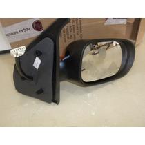 Espelho Retrovisor Fiat Palio 04/08 2 P Direito Eletrico