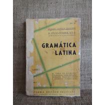 Gramática Latina Julio Comba 1961 Salesiana