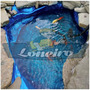 Lona Plástica Azul 6x5 Lago Tanque Cisterna Psicultura 300mi