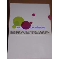 Adesivo Logotipo Brastemp P/ Eletrodomésticos (m.pago) *****