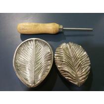 Frisador De Flor Em Alumínio - Tulipa G 30,00