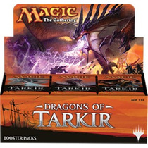 Dragons Of Tarkir Booster Box-dragões De Tarkir(português)