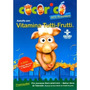 Dvd Cocorico - Astofo Em Vitamina Tutti-frutti