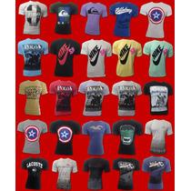 10 Camisetas Calvin Klein | Osklen | Hollister | John John
