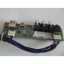 Placa Av Usb Lateral Tv Lcd Semp Lc3246wda / 110329420