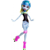Monster High - Roller Maze - Patins - Abbey Bominable