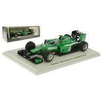 1/43 Spark F1 Caterham Ct05 Renault Ericsson 2014 Formula 1
