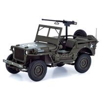 Jeep Willys 1/4 Ton U.s Army 1942 1:18 189011