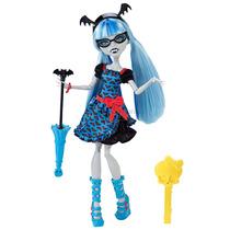 Boneca Monster High Ghoulia Yelps Versão Fusão - Original