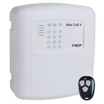 Central De Alarme Alard Max Cell 4 Gsm Monitorada Pelo Celul