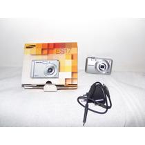 Câmera Digital Samsung Es17 12.2 Mp Zoom 5x Ler Todo Anúncio