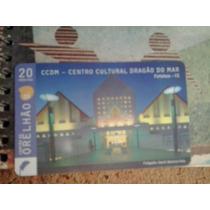 Cartão Raro Da Oi 04/09. Tir. 14350. Ccdm
