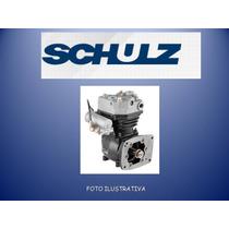 Compressor Ar - Vw 7.110 - Motor Mwm D229-4 / D229-6