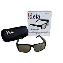 Oculos 3d Passivo Polarizado-lg, Philips, Philco, Panasonic