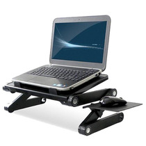 Mesa Multifuncional Notebook C/ Mouse Pad Suporte Cama Sofa