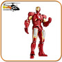 Sci-fi Revoltech Series No.042 Iron Man Mark Vii 7