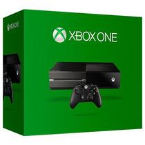 Xbox One 500g + Controle + Jogo + Garantia Na Caixa Original