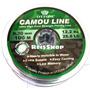 Linha Ottoni Camou Line 0.30mm - 2 Carretéis