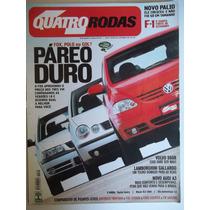 Quatro Rodas Nº 520 Nov/03 Páreo Duro , Fox , Polo , Gol .