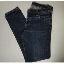 Abercrombie Calça Super Skinny Masc Tam. 44brasil 34x32 Eua