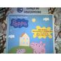 Lote 100 Figurinhas Diferentes - Peppa Pig - Sem Álbum