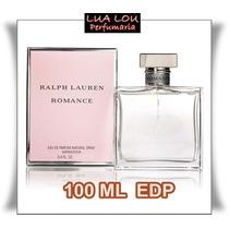 Perfume Romance Ralph Lauren Feminino 100 Ml Edp - Lua Lou
