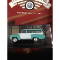 Carros Inesqueciveis Brasil Edição 60 - Chevrolet Amazonas