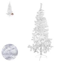 Arvore Natal Pinheiro Branca Gigante 210 De Alt 500 Galhos