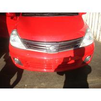 Floripa Imports Sucata Nissan Tiida 2010 Automatico Teto Sol