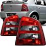 Lanterna Astra Hatch 03 04 A 08 09 2010 2011 2012 Fume Ld