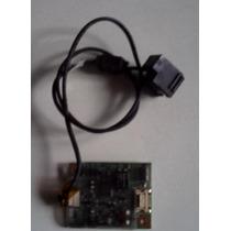 Placa Conector Modem Cs1144 Notebook Hp 620 Sps 510100