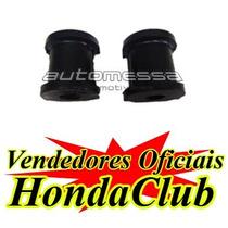 Buchas Da Barra Estabilizadora Dianteira Civic 2003 À 2005