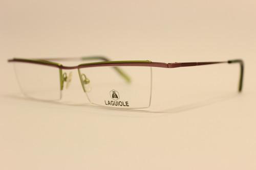 417187720 Óculos Titânio Made In France Laguiole - Altíssima Qualidade