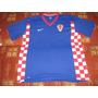 Camisa Croacia Nike 2008 2009 Autentica Made Portugal