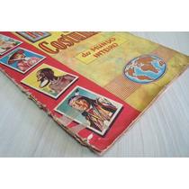 Álbum Raças E Costumes Do Mundo Inteiro Incompleto (37974)
