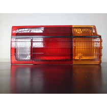 Lanterna Traseira Voyage Quadrado 82/84/86/88/89/90 Plastico