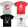 Camiseta Thundecats Skeletor Mumm-ra Vingador Desenho Anime