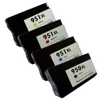 Cartucho De Jato Tinta Hp 950xl 951xl Novo Pro 8100 Pro 8600