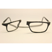 Óculos Clic - 100% Original - Veja Vídeo - Cor.preto