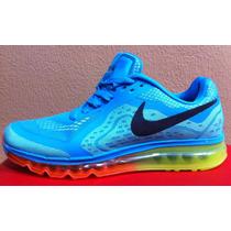 Nike Air Max 2014 - Pronta Entrega- Frete Grátis-na Caixa