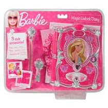 Barbie Diario Magico