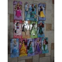 Princesas Disney 13 Bonecas Anna Elsa Fever Frozen Disney