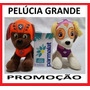 6 Patrulha Canina Pelúcias Musical No Brasil