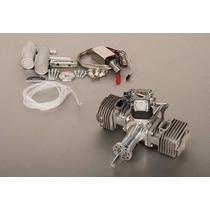 Motor A Gasolina Bicilíndrico 53cc P/aeromodelos