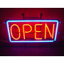 Display Luminoso Neon Open
