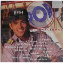 Cd - Trilha Sonora - Por Amor - Internacional - C1733